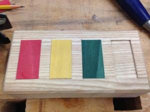 Fitting rectanglars