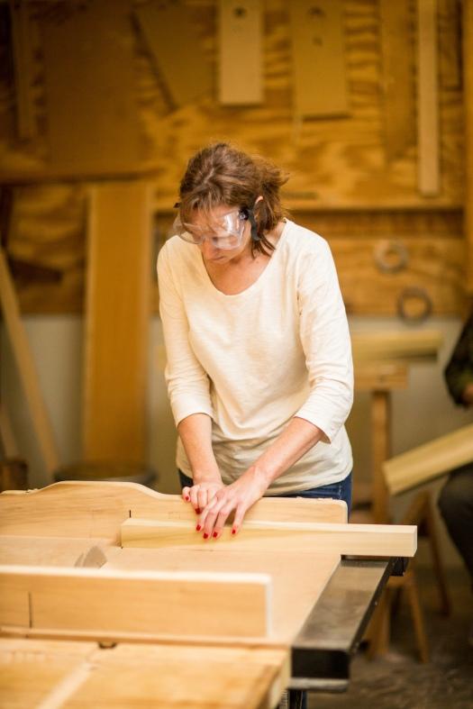 Machine Woodworking